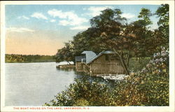 The Boat House on The Lake