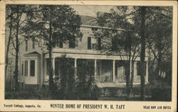 Terrett Cottage, Winter Home of President W. H. Taft