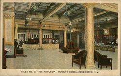 Meet Me in This Rotunda - Power's Hotel