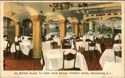 No Better Place To Take Your Meals - Power's Hotel