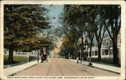 North Main Street from Locust