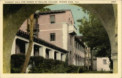 Rollins College - Pugsley Hall for Women