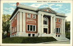 Street View of Masonic Temple