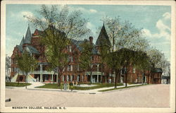 Street View of Meredith College