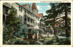 WIldmere Entrance, Minnewaska