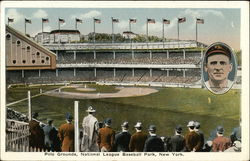 Polo Grounds, National League Baseball Park