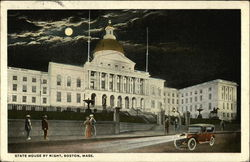 State House by Night