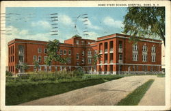 Rome State School Hospital