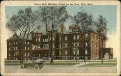 Brown Hall - Michigan School for the Deaf