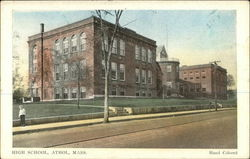 High School, Athol, Mass.