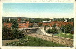 Union Twist Drill Company Works
