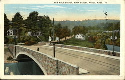 New Arch Bridge, Main Street