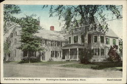 Huntington Home