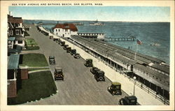 Sea View Avenue and Bathing Beach