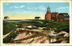 Gay Head Light, Martha's Vineyard, Mass.
