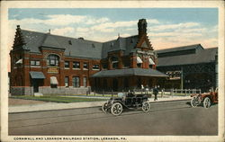 Cornwall and Lebanon Railroad Station