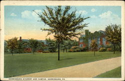 Harrisburg Academy and Campus