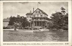 New Meadows Inn on New Meadows River