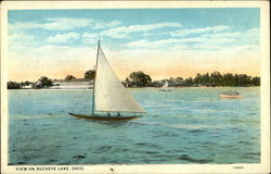 View on Buckeye Lake