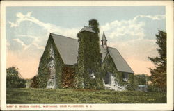 Mary E. Wilson Chapel, Watchung