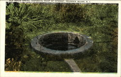 Old Indian Spring, Historical Point of Interest