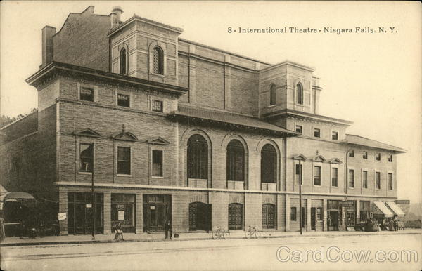 International Theater Niagara Falls New York