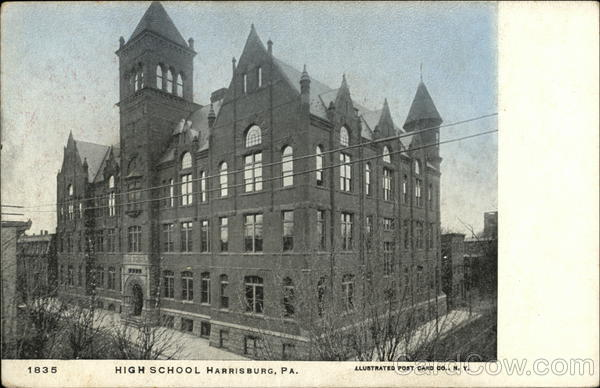 High School Harrisburg Pennsylvania