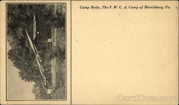 Camp Reily, The Y.M.C.A. Camp Harrisburg Pennsylvania
