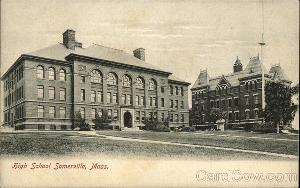 High School Somerville Massachusetts