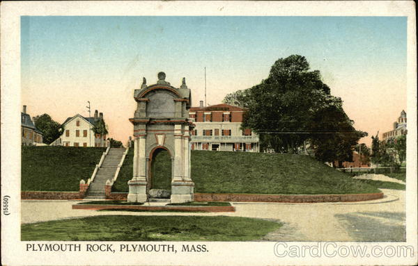 Plymouth Rock Massachusetts Copper Windows