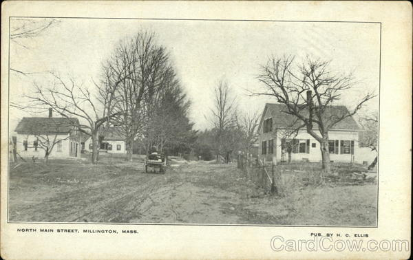 North Main Street Millington Massachusetts