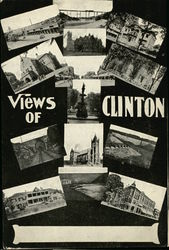 Views of Clinton