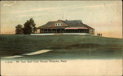 Mt. Tom Golf Club House