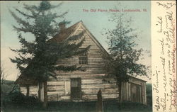 The Old Pierce House