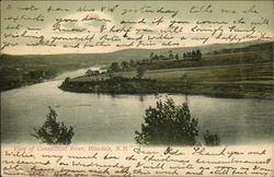 View of Connecticut River