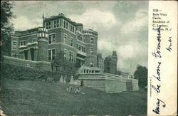 Bella Vista Castle, Residence of C. Lambert