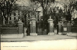 Van Wickle Gate, Brown University