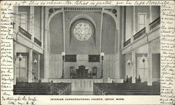 Interior Congregational Church