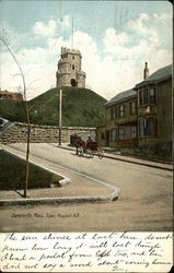 Tower, Prospect Hill