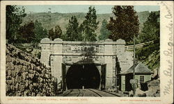 West Portal, Hoosac Tunnel