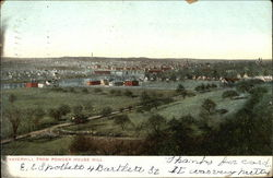 Haverhill from Powder House Hill