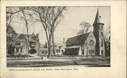 First Congregational Church and Manse