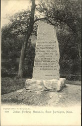 Indian Fordway Monument