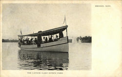 Lake Nipmuc Park - The Launch