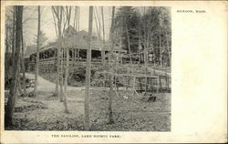 The Pavilion, Lake Nipmuc Park