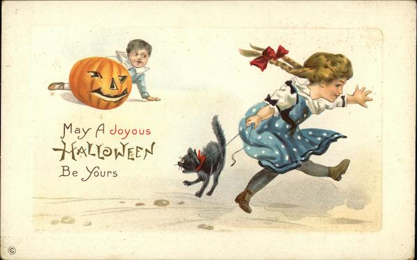 May a Joyous Halloween be Yours
