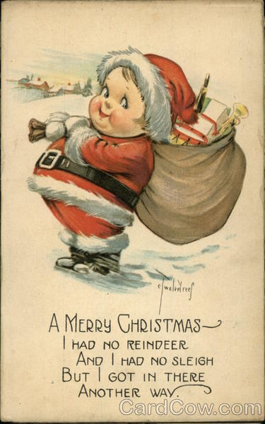 A Merry Christmas Charles Twelvetrees Toys