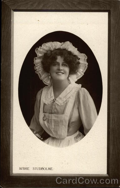 A Photo of Marie Studholme Actresses