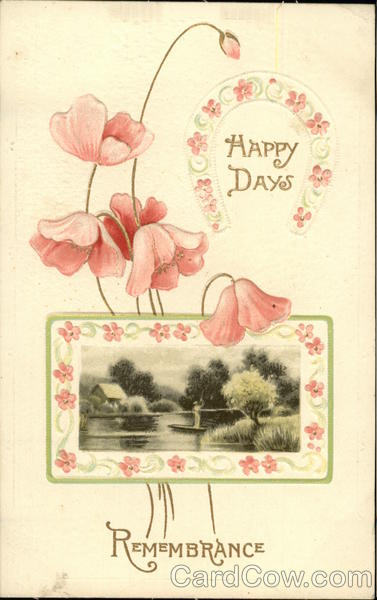 Happy Days Remembrance Greetings