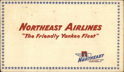 "Northeast Airlines ""The Friendly Yankee Fleet"""
